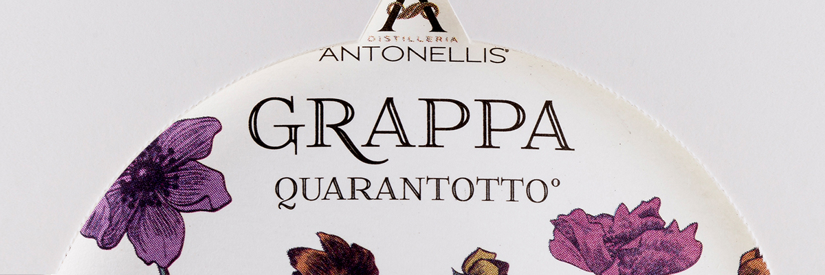 GRAPPA QUARANTOTTO°